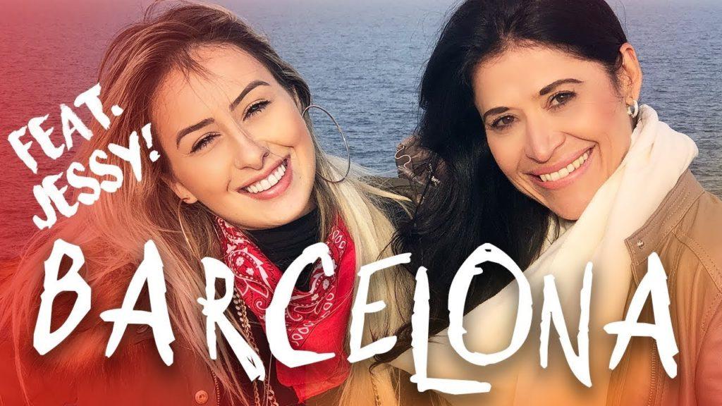 Patty Leone e Jessy Dalpino em Barcelona